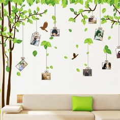 family tree birds wall quotes / wall stickers/ wall decals from ... - Stickers Murali Ikea