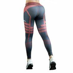 Women's Fitness Elastic Pants