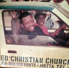 geophilworld: Check Out This Throwback Photo Of Pastor Adeboye A...