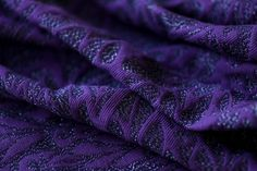 Solnce Genesis Night that never ends 45% Egyptian cotton, 30% cashmere, 21% linen, 2% pure silver, 1% polyester, 1% polyamide in black and purple, 290 gr/m2, triweave size 7 - 530€, size 6 - 500€, size 5 short - 455€, size 4 - 440€