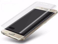 Dé geweldige Samsung Galaxy S7 edge screenprotector van gehard glas voor extra bewezen bescherming met unieke resultaat ♥ Ervaar 'm nu ♥