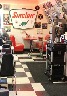 nostalgic diners and drive-ins - Google Search
