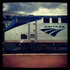 Thanks @coltonjohn for sharing this impressive shot of one of our Amtrak trains on Instagram!