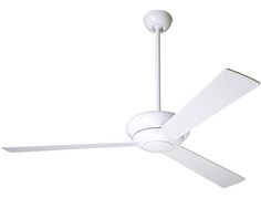altus ceiling fan - brushed aluminum