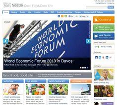 Home | Nestlé Global    (via http://www.nestle.com/ )