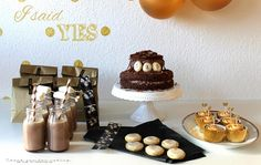 Thank you for eating.: [Werbung] veganer Sweet Table für Sweet People