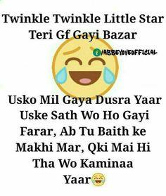 Funny friendship quotes jokes What is April why is Shayari Funny, Funny Jokes In Hindi, Funny School Jokes, Very Funny Jokes, Funny Memes, Crazy Funny, Desi Jokes, Short Jokes, Desi Humor