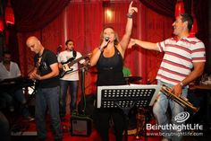 Live Music and Fun! Thursday Night at Sepia