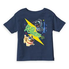 73630eab713 Share the   Pug Power   of TV s hit series Puppy Dog Pals each