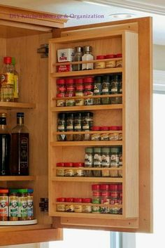 Best Small Kitchen Storage Ideas For Awesome Kitchen Organization 50 Best Small Kitchen Storage Ideas For Awesome Kitchen Organization 04 - Own Kitchen Pantry Best Kitchen Cabinets, Kitchen Pantry, New Kitchen, Kitchen Decor, Kitchen Ideas, Awesome Kitchen, Pantry Ideas, Cheap Kitchen, Tiny Pantry