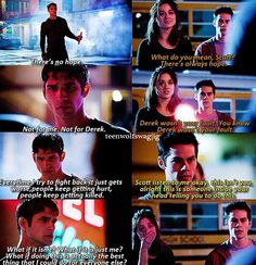 When Scott was gonna kill himself! There's always hope Scott! ;~; sobs uncontrollably