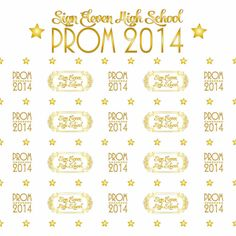 Prom Step And Repeat 405 Templates 2015 Stenciling Vorlage