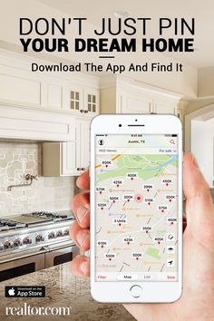 Realtor.com has more homes for sale than any competing app. Browse through big, beautiful photos of homes, whether by the waterfront or on a mountain top, start your search with our award-winning app. Download for free & find your dream home today.