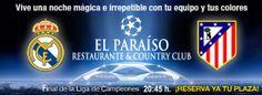 Champions League 2013-2014 en Estepona Marbella y San Pedro