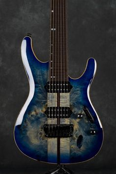 Guitars & Basses 2019 Fashion Prs Se Angelus A60e With Hard Shell Case Bright And Translucent In Appearance