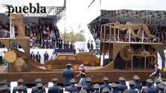 Desfile del 5 de mayo 2014: 152 años de la Batalla de Puebla
