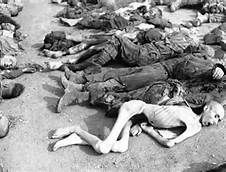 This was Hitler's final solution: concentration camp photos from world war 2.  Obama's final solution is Obamacare which will deny adequate healthcare to a specific generation - the Baby Boomers.