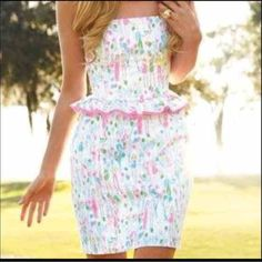 Lily Pulitzer Lowe Dress