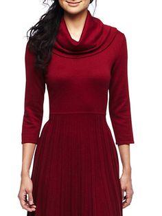 f13ae4f1ade Jones Wear® Cowl-Neck Sweater Dress - jcpenney Cowl Neck Sweater Dress