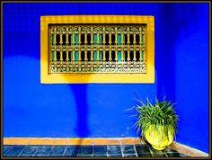 Marrakech, Jardins Majorelle