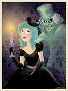 Beware of ghostly visitors