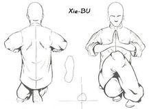 Wushu - xie bu