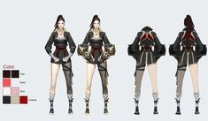 ArtStation - Ru, Lee Do Kyung Game Character, Character Concept, Concept Art, Character Design, Special Characters, Fantasy Characters, Fictional Characters, Girl Inspiration, Character Inspiration
