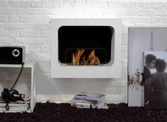 Biožidinys Bio-Blaze Colombus White