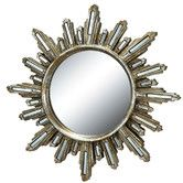 Found it at Wayfair - Cordelia Wall Mirror
