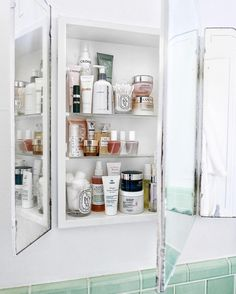 Beauty cabinet confessions