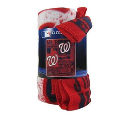 Washington Nationals Bedding