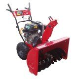 Electric Snow Thrower 1# Powerland PDST32 32-Inch 389cc 13 HP OHV Gas Powered Two Stage Self Propelled Snow Thrower With Electric Start (CARB Compliant) DescriptionPowerland gas powered snow blower with a 32 inch clearing width to get the big jobs done...