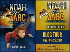 BookReview and BlogTour: By: Brittany Perez (Oh My Bookness) Date: May 25,2014  Noah is a 10 year old boy, who is paraplegic, and LOVES flying through space and piloting spaceships (and who wouldn't? Or at least dream of it), through time. He with his family, mother, father and 17 year old sister and his brother, don't exactly live on earth.....but mars. There is a catch the Zarc family may be from but Mars not that decade, they are a 1000 years ahead of their time, their from the future…
