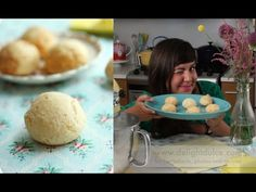 Pão Lua de Mel- Recheado com Creme Patisserie (baunilha) - YouTube