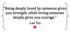Lao Tzu - Love Quote
