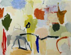 Pintura abstracta contemporánea. Contemporary Abstract Painting.: Eduardo Vega de Seoane - Un lugar en el mundo - 160 x 80 cm - Acrílico y óleo sobre lienzo.