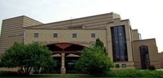 The Weidner Center in Green Bay, WI
