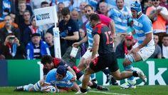 Rugby World Cup 2015 - Centro de partido - Partido 13