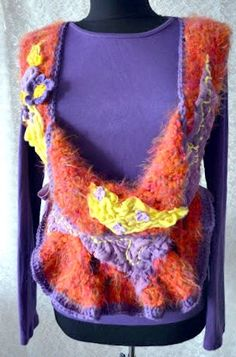 Vesta femei Autumn Colours (230 LEI la irinaindira.breslo.ro)