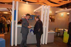 """La Aplicación """"Oficina Virtual de Turismo de la provincia de Soria"""" recibe un diploma en FITUR 2014 http://www.revcyl.com/www/index.php/cultura-y-turismo/item/2562-la-aplicaci%C3%B3n-%E2%80%9Coficina-virtual-de-turismo-de-la-provincia-de-soria%E2%80%9D-recibe-un-diploma-en-fitur-2014"""