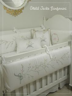 Baby Bedding Sets, Cot Bedding, Bed Sets, Baby Bedroom, Baby Room Decor, Cot Sheets, Baby Embroidery, Baby Furniture, Baby Cribs