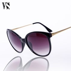 Find More Sunglasses Information about 2014 Cat eye Big frame cute and fashion sunglasses brand designer oculos de sol glasses free shipping N12,High Quality sunglasses oem,China sunglass Suppliers, Cheap sunglasses over prescription glasses from Vintage Story on Aliexpress.com