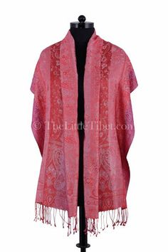 a67df553d6a37 19 Best Classic Silk Pashminas images in 2019   Paisley design ...