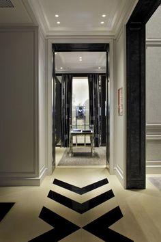 Dior/ Paris love the floor