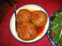 """Verduras para todos: """"KOFTAS"""" vegetarianas con cous-cous de remolacha"""