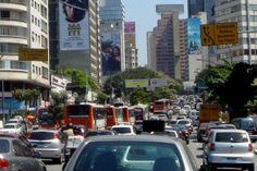 Protest in Brazil