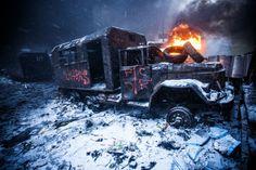 Найкращі фото часів ЄвроМайдану | Українська правда