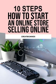Selling Online and How To Start Your Shopify and Ecommerce Store easily with 10 simple step by step tutorial. This how to sell online tips will get you started easily from the ground up. #shopify #ecommerce #shopifytips #shopifystore #shopifywebsite Ecommerce Store, Boutique Stores, Selling Online, How To Make Money, Simple, Tips, Things To Sell, Boutiques, Clothing Boutiques