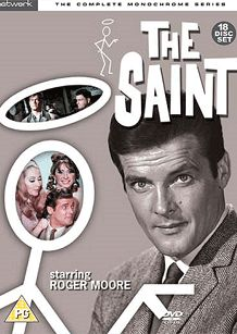 The Saint - Roger Moore.