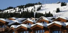 Les Chalets du Forum, ski apartments in Courchevel 1850, France - http://www.movemountainstravel.com/offer/les-chalets-du-forum/